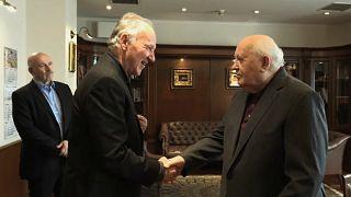 """""""Meeting Gorbachov"""", una cita con la historia"""