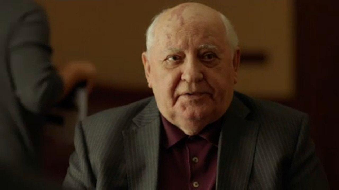 Cinema: Gorbaciov, l'uomo della glasnost, al cinema
