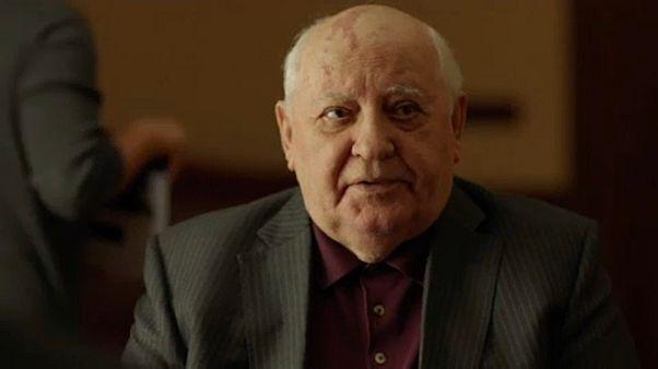 Gorbachov na câmara de Werner Herzog