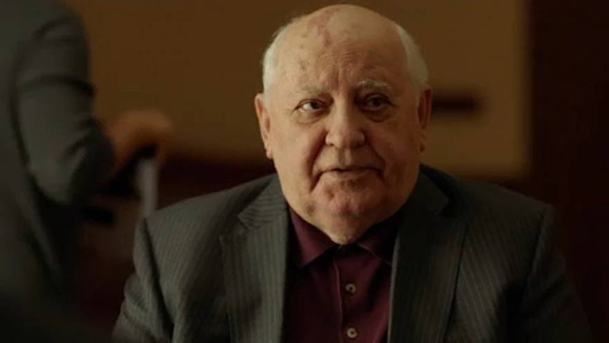 Werner Herzog rencontre Gorbatchev pour son nouveau film documentaire