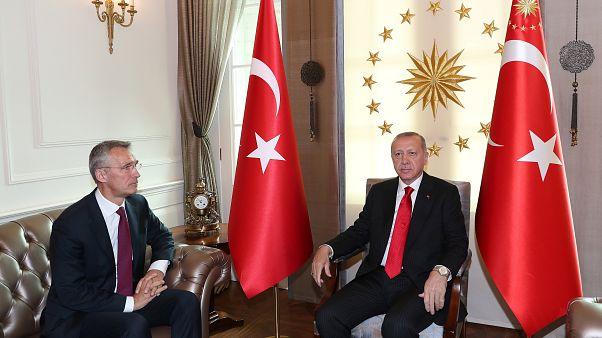 Stoltenberg in Türkei: Umstrittener Kauf von russischem Abwehrsystem