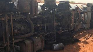مقتل 55 شخصا على الأقل في النيجر إثر انفجار شاحنة وقود