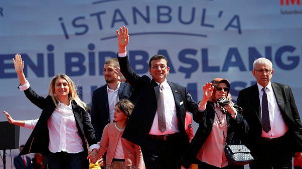 ابطال نتایج انتخابات شهرداری ها در استانبول