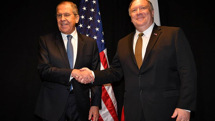 Лавров и Помпео обсудили ситуацию в Венесуэле