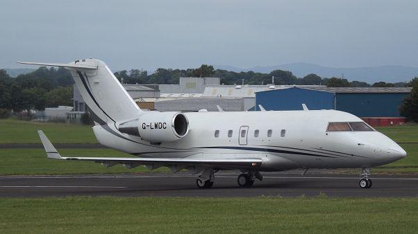 طائرة  بومباردييه تشالنجر 601