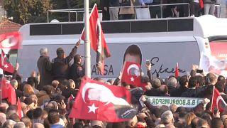 Повторное голосование в Стамбуле