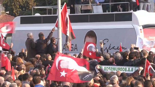 Istambul repete eleições autárquicas