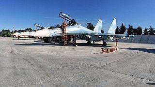 پایگاه روسیه در سوریه
