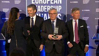 """Juncker: """"Temos uma sorte única em Bruxelas"""""""