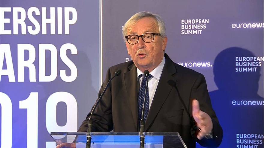 Вручена Европейская премия лидерства