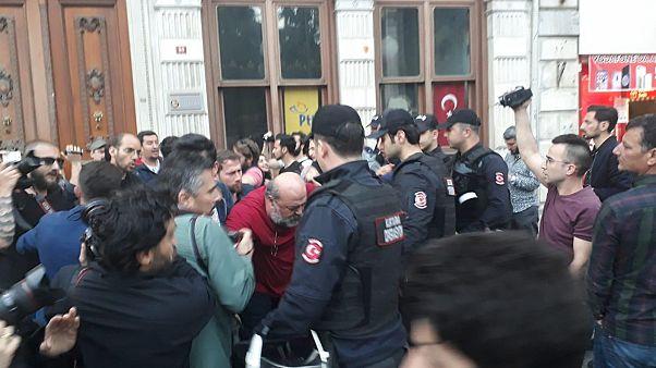 Anti Kapitalist Müslümanlar'ın iftarına polis müdahalesi:  İhsan Eliaçık gözaltında