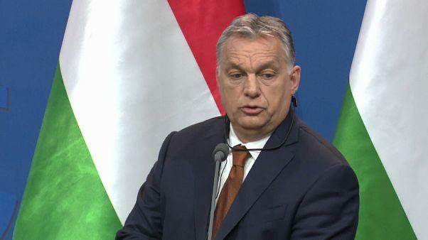 PPE: Orbán toglie l'appoggio a Weber