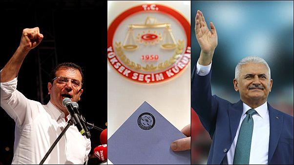 YSK'nin kararının ardından İstanbul'da 'tencere tavalı' eylemler