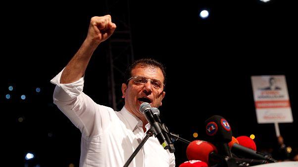 """""""Tratan de robarnos Estambul"""", denuncia la oposición turca"""