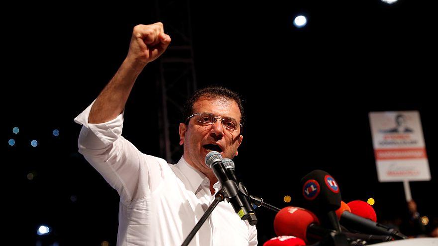"""Nouvelle élection à Istanbul : """"c'est une trahison !"""""""