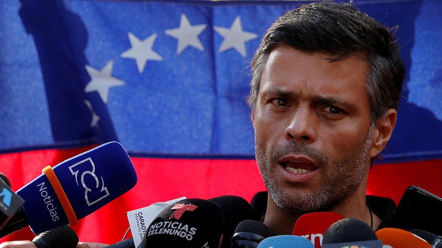 Leopoldo López não pode pedir asilo na embaixada de Espanha