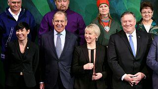Désaccords au conseil de l'Arctique en raison du changement climatique