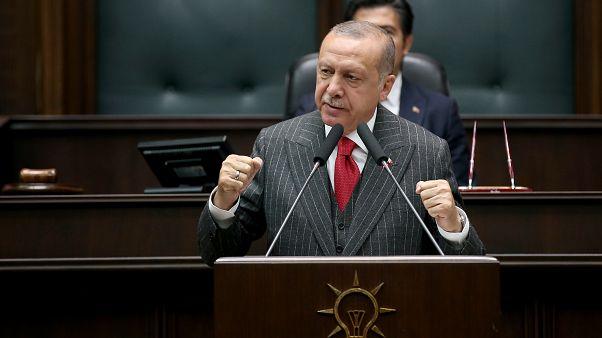 Erdoğan: İstanbul'daki seçimin adayları bellidir, adayımız Binali Yıldırım Bey'dir