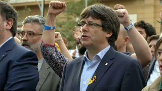 Puigdemont, contra la Junta Electoral Central