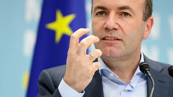 Manfred Weber, líder do PPE