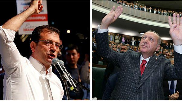 Erdogan justifica la repetición de elecciones en Estambul alegando irregularidades