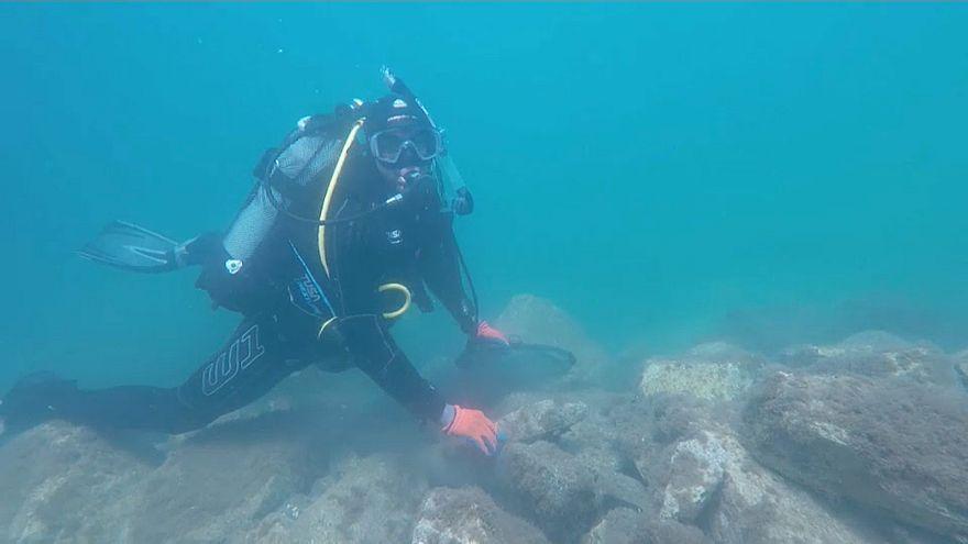 """""""We Dive We Clean""""- Mülltaucher im Mittelmeer"""