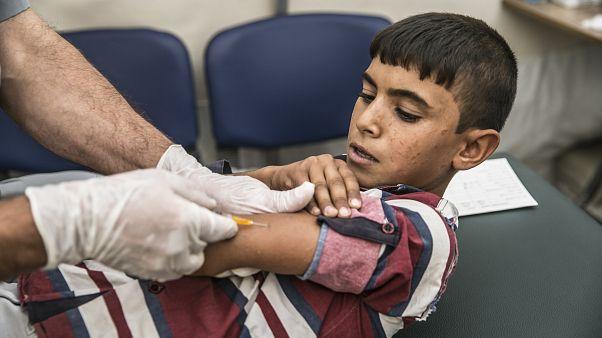 Sağlık Örgütü'nden Avrupa'ya kızamık uyarısı: İki ayda 34 bin vaka bildirildi