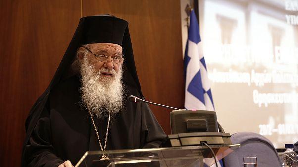 Αρχιεπίσκοπος Ιερώνυμος: Στο Νοσοκομείο Παίδων για την 8χρονη Αλεξία