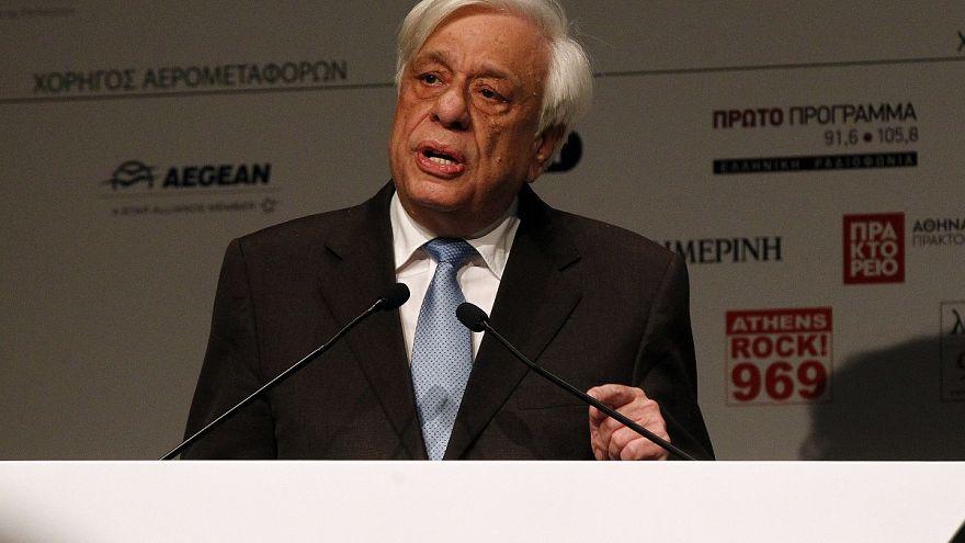 Παυλόπουλος: Οι τουρκικές ενέργειες ευθεία και ωμή παραβίαση του Διεθνούς Δικαίου