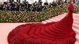 Extravagantly 'Camp': Flamboyant fashion from the Met Gala 2019