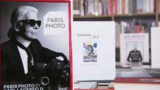 Lagerfeld-könyvek a Steidl kiadóban