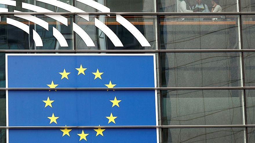 مقر البرلمان الأوروبي في بروكسل