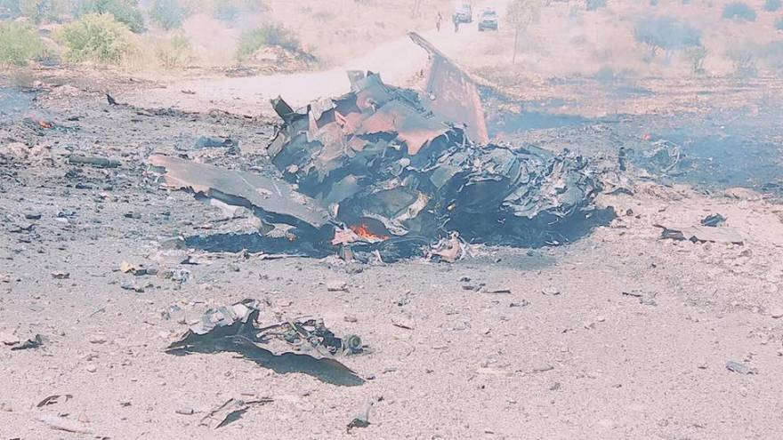"""Libia: Haftar abbatte aereo mercenario """"pagato da Serraj"""""""