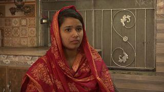 Pakistanlı Mahek Liyakat