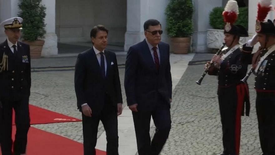 Συζητήσεις για τις εξελίξεις στη Λιβύη σε Ρώμη, Βερολίνο και Παρίσι
