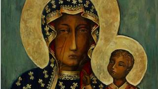 Polish activist detained for 'offending religious beliefs' over LGBTQ Virgin Mary