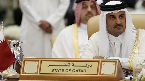 Katar'dan Filistin halkına 480 milyon dolarlık yardım