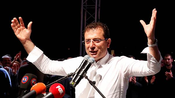 The ousted mayor of Istanbul has pledged to win again