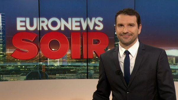 Euronews Soir : l'actualité du 7 mai
