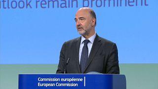 La incertidumbre y el Brexit lastran la Eurozona