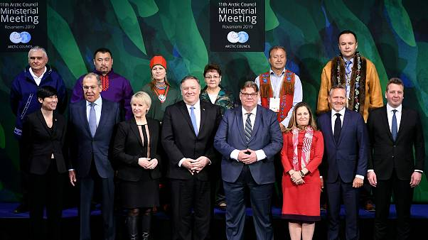 Arctic Council: US goes cold on climate change agreement