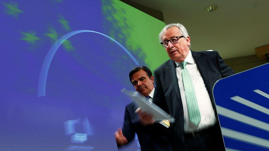 Euro Bölgesi ekonomik büyüme tahmini düşürüldü