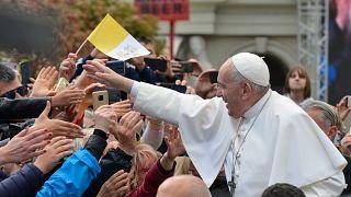 Papa na Macedónia do Norte