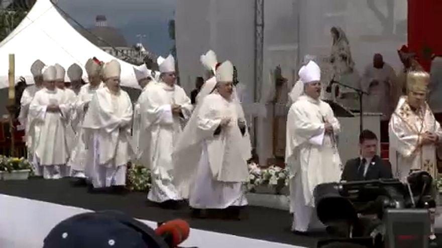 Ferenc pápa balkáni körútjának üzenete