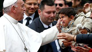 Ο Πάπας Φραγκίσκος στη Βόρεια Μακεδονία