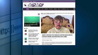 Rebeldes líbios capturam alegado piloto português