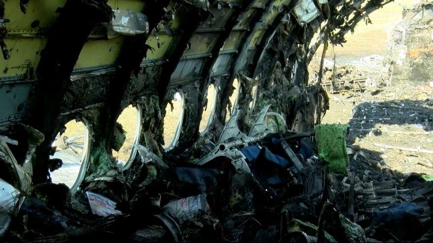 خلبان هواپیمای آتش گرفته روسی: باک بنزین بیش از حد پر بود