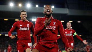 El Liverpool levita, el Barcelona se hunde