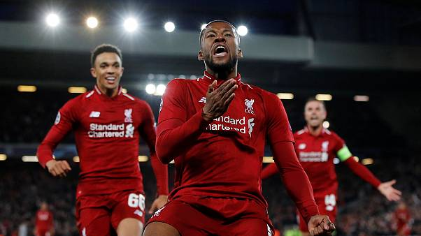 Reviravolta épica do Liverpool vale final da Champions