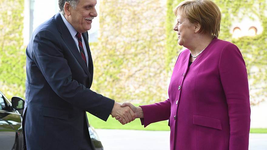 Libyens Regierung(en): al-Sarradsch zu Gast in Berlin